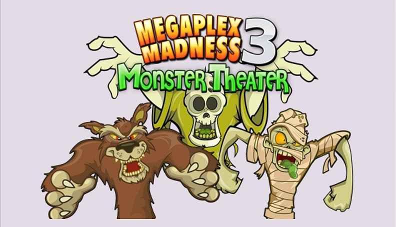 megaplex madness 3: monster theater screenshots 1