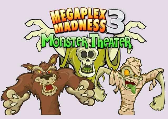 megaplex madness 3: monster theater screenshots 2