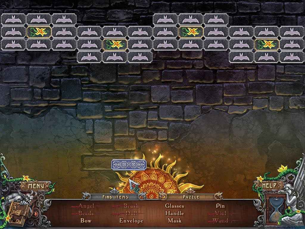 play fallen: flowers of evil screenshots 1