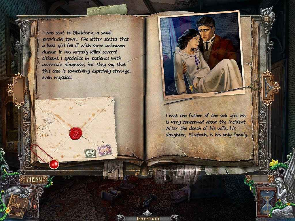 play fallen: flowers of evil screenshots 3