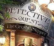 play detective quest: the crystal slipper