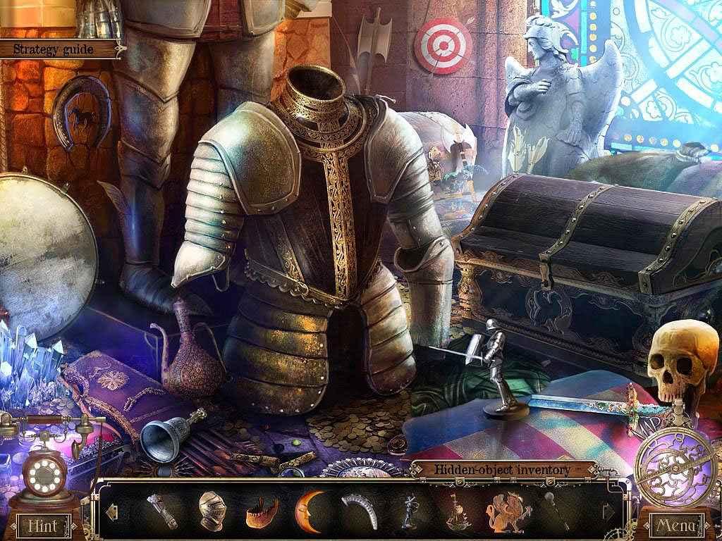 detective quest: the crystal slipper full version screenshots 1