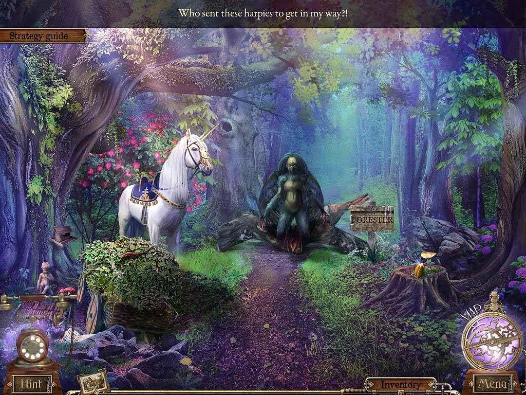 detective quest: the crystal slipper full version screenshots 2