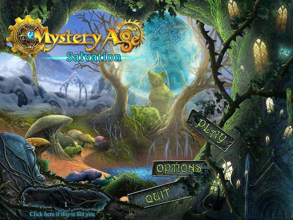 mystery age: salvation screenshots 1