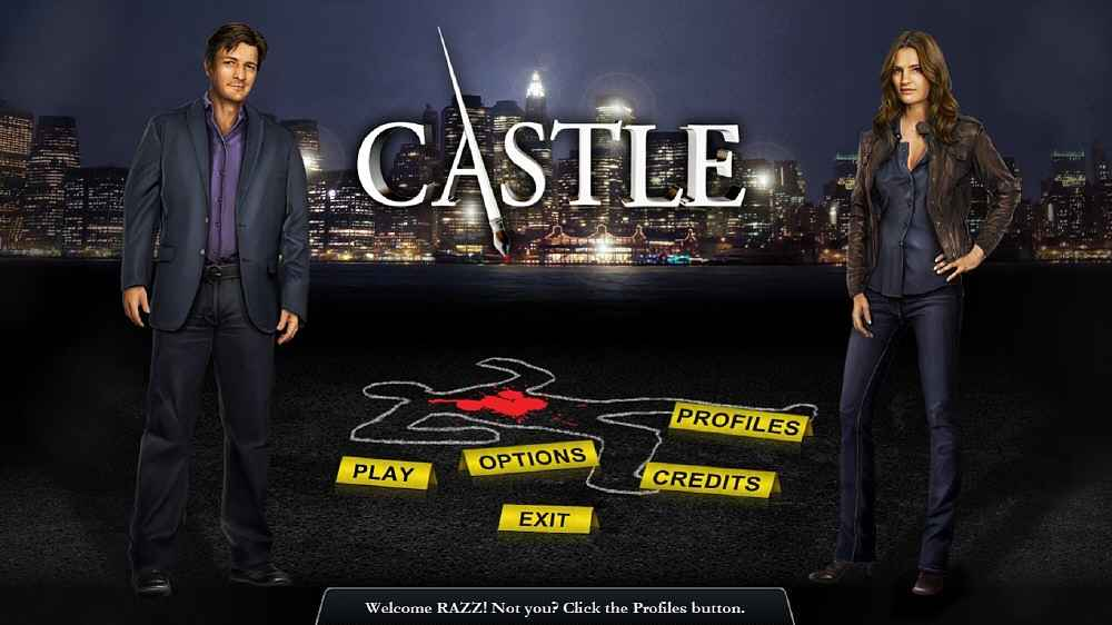 castle: never choose a book by it's cover screenshots 1