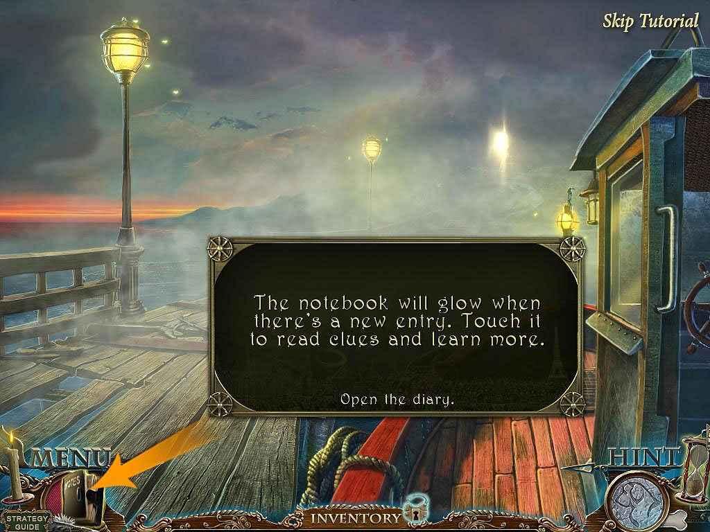 dark tales: edgar allan poe's the gold bug walkthrough