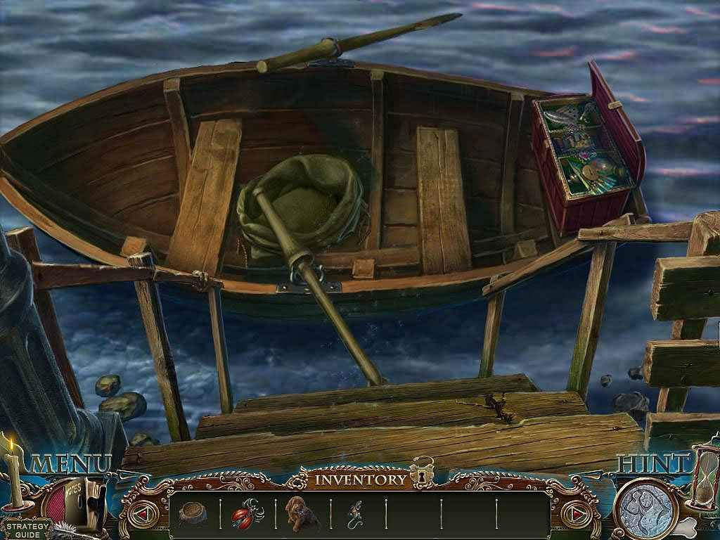 download dark tales: edgar allan poe's the gold bug collector's edition screenshots 1