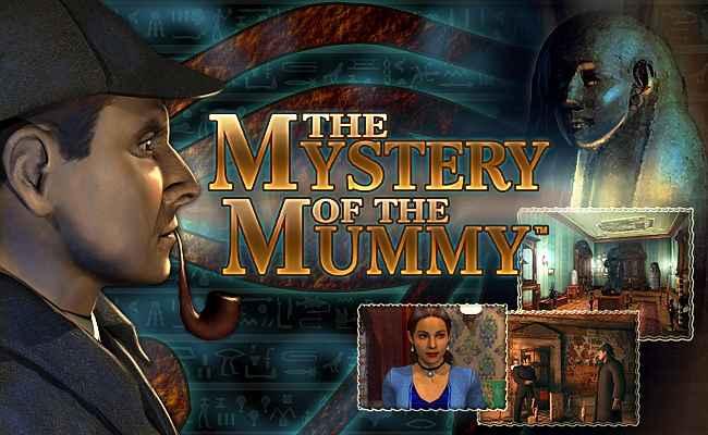 sherlock holmes the mystery of the mummy screenshots 2