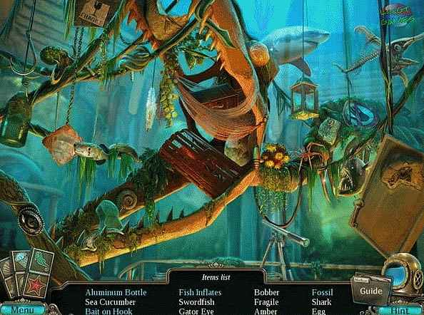 play abyss: the wraiths of eden collectors edition screenshots 1