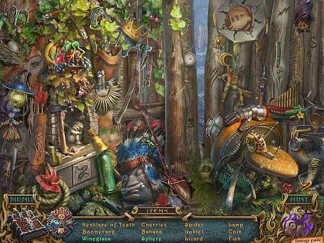 play spirits of mystery: the dark minotaur collector's edition screenshots 1