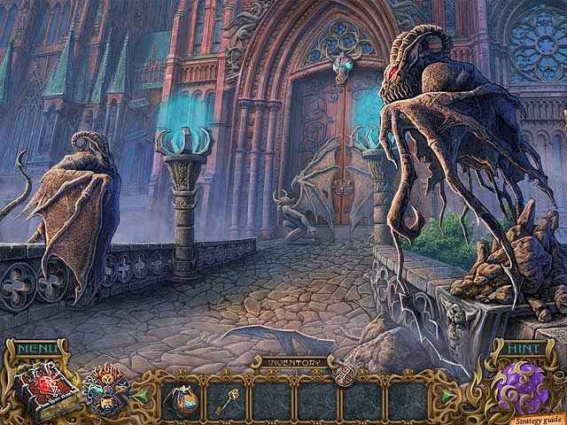 play spirits of mystery: the dark minotaur collector's edition screenshots 2