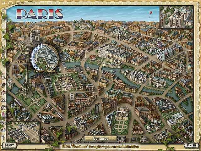play big city adventure: paris screenshots 1