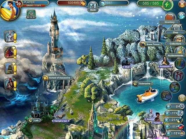 play found: a hidden object adventure screenshots 1