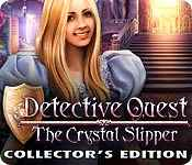 play detective quest: the crystal slipper collector's edition
