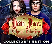 death pages: ghost library collector's edition walkthrough