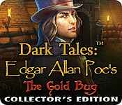 dark tales: edgar allan poe's the gold bug collector's edition walkthrough