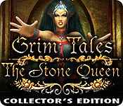 grim tales: the stone queen collector's edition walkthrough
