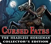 cursed fates: the headless horseman collector's edition walkthrough