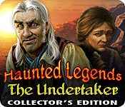 haunted legends: the undertaker collector's edition walkthrough