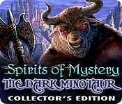 Spirits of Mystery: The Dark Minotaur Walkthrough
