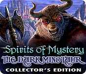 spirits of mystery: the dark minotaur collector's edition walkthrough