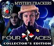 mystery trackers: four aces collector's edition walkthrough