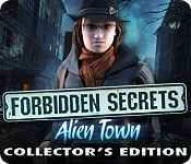 forbidden secrets: alien town walkthrough