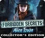 forbidden secrets: alien town collector's edition walkthrough