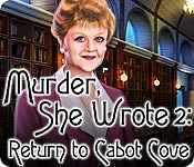 Murder, She Wrote 2: Return to Cabot Cove Walkthrough