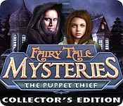 fairy tale mysteries: the puppet thief collector's edition walkthrough