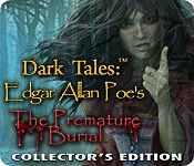 dark tales: edgar allan poe's the premature burial collector's edition walkthrough
