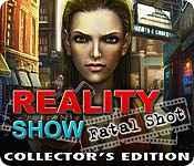 reality show: fatal shot collector's edition walkthrough