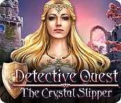 detective quest: the crystal slipper walkthrough 1