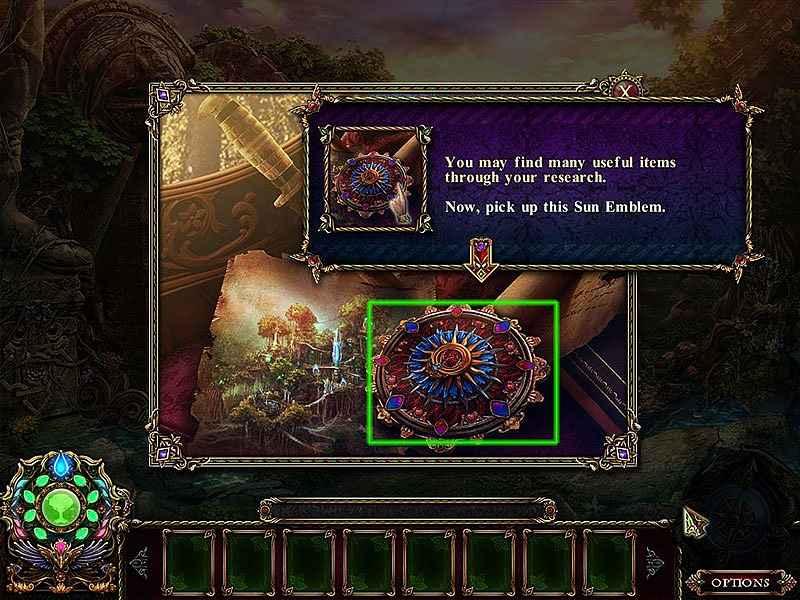 enchantia: wrath of the phoenix queen walkthrough screenshots 1