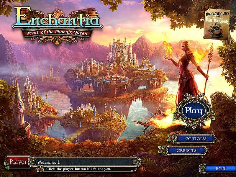 enchantia: wrath of the phoenix queen collector's edition full version screenshots 2