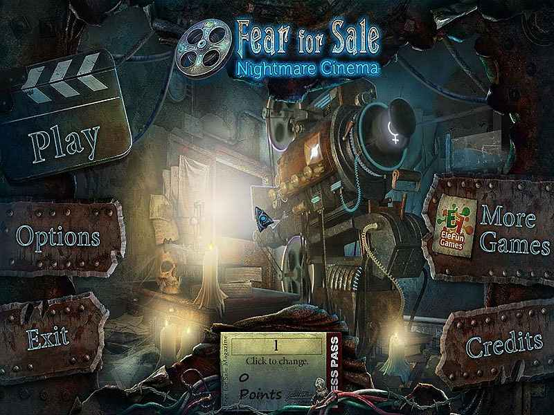 fear for sale: nightmare cinema collector's edition full version screenshots 2