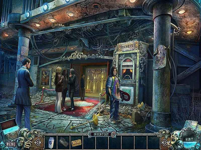 download fear for sale: nightmare cinema collector's edition screenshots 3