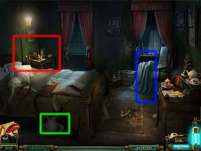 the invisible man walkthrough screenshots 2