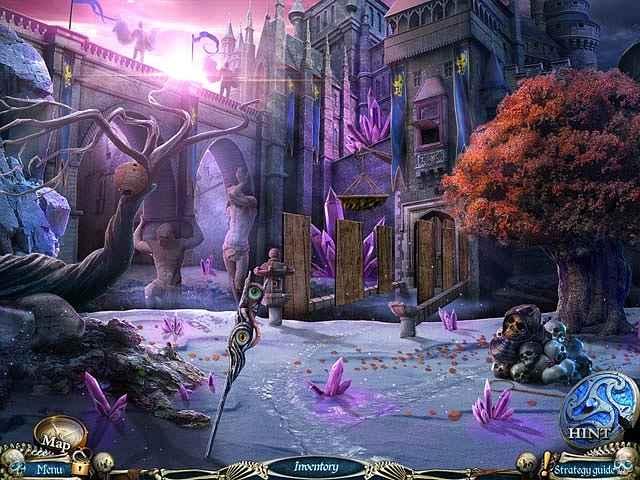 hallowed legends: ship of bones trial screenshots 1