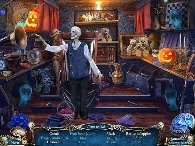 hallowed legends: ship of bones trial screenshots 2