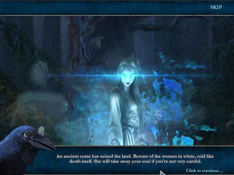 hallowed legends: ship of bones game screenshots 1
