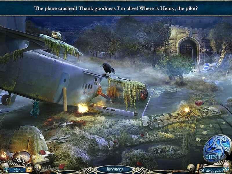 hallowed legends: ship of bones game screenshots 3