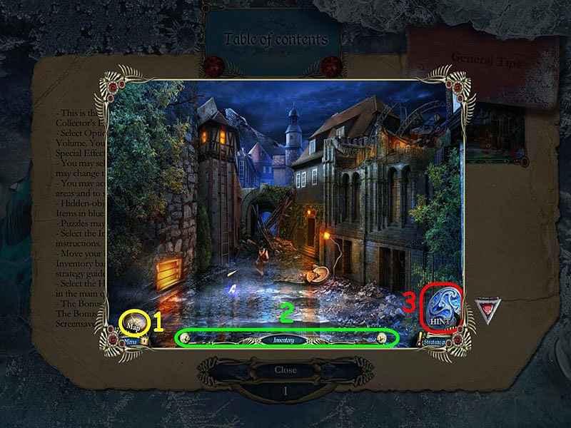 hallowed legends: ship of bones walkthrough 2 screenshots 1