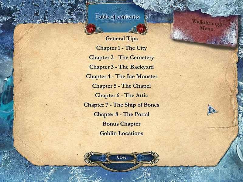 hallowed legends: ship of bones walkthrough 2 screenshots 3