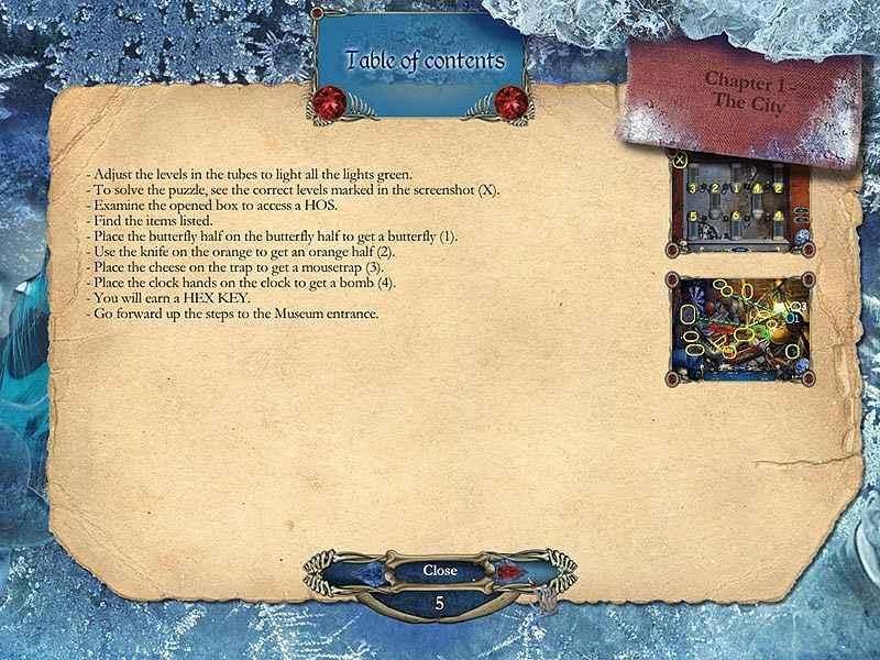 hallowed legends: ship of bones walkthrough 6 screenshots 1