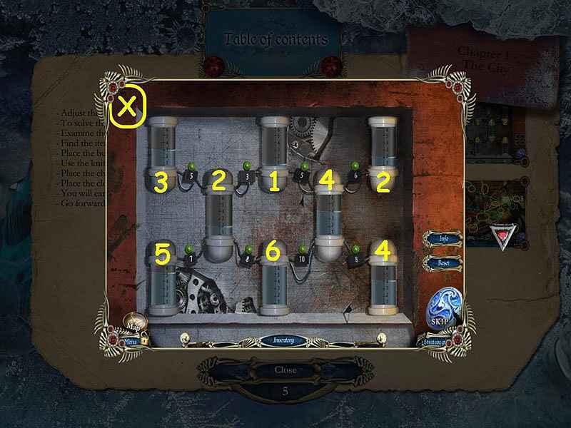 hallowed legends: ship of bones walkthrough 6 screenshots 2
