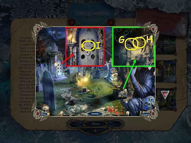 hallowed legends: ship of bones walkthrough 7 screenshots 1