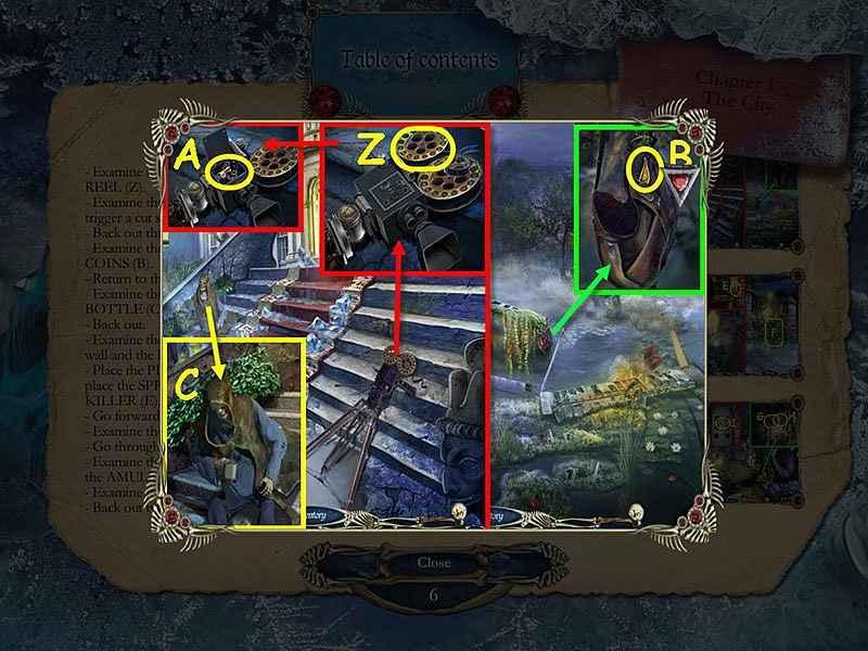 hallowed legends: ship of bones walkthrough 7 screenshots 2