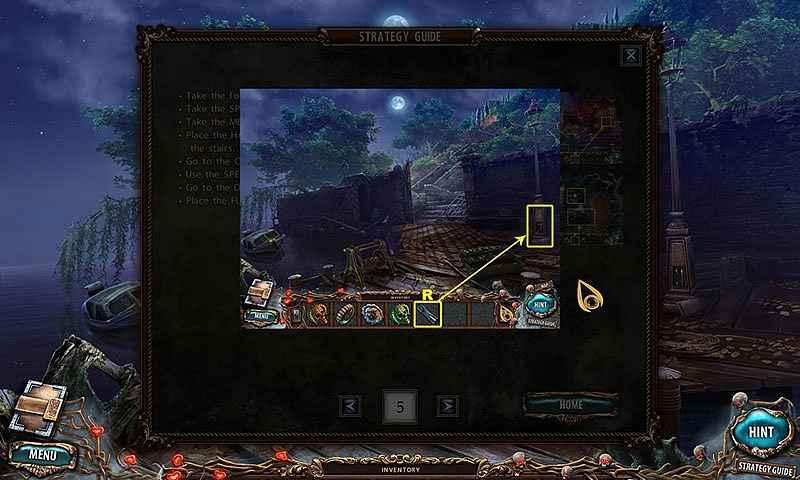 sacra terra: kiss of death walkthrough 6 screenshots 1