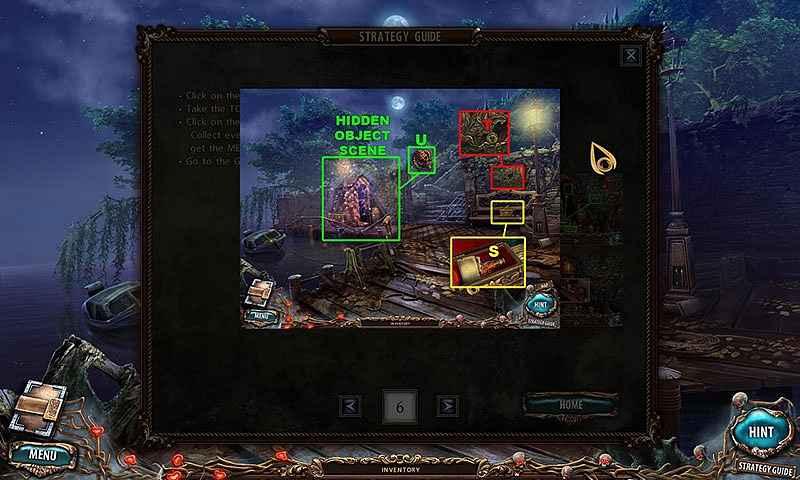 sacra terra: kiss of death walkthrough 8 screenshots 3